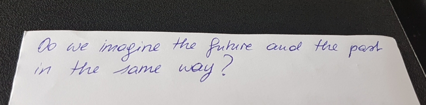 First question of the final 'round table'